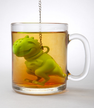 Dinosaurus tea infuser